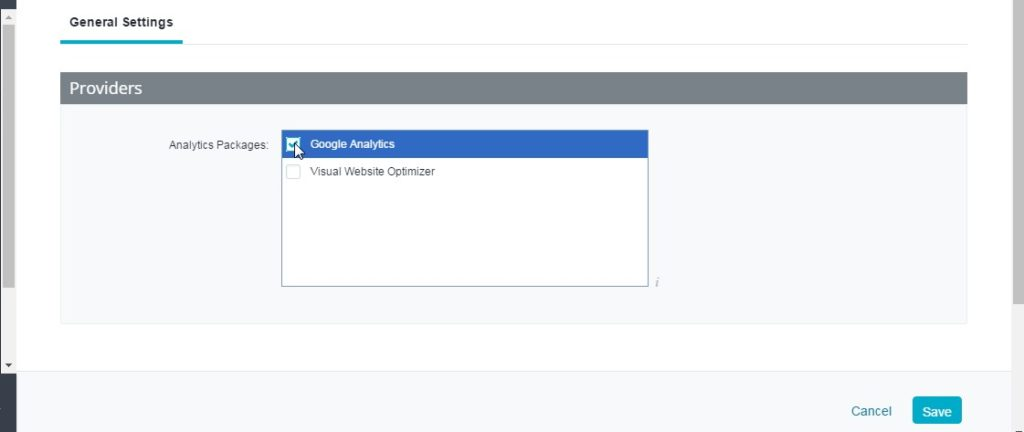 BigCommerce Google Analytics (Check Google Analytics)